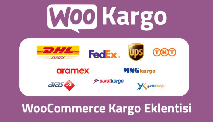wooCommerce kargo takip