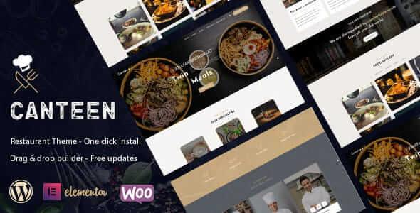 canteen-wordpress-restaurant-tema