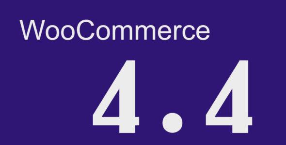 WooCommerce-4.4
