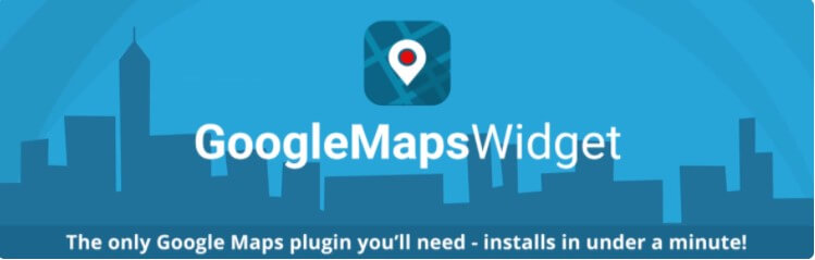 google-map-widget