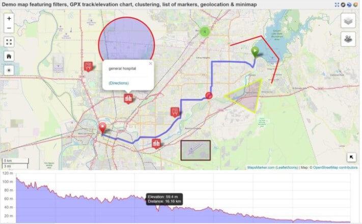 wordpress-map-eklentileri