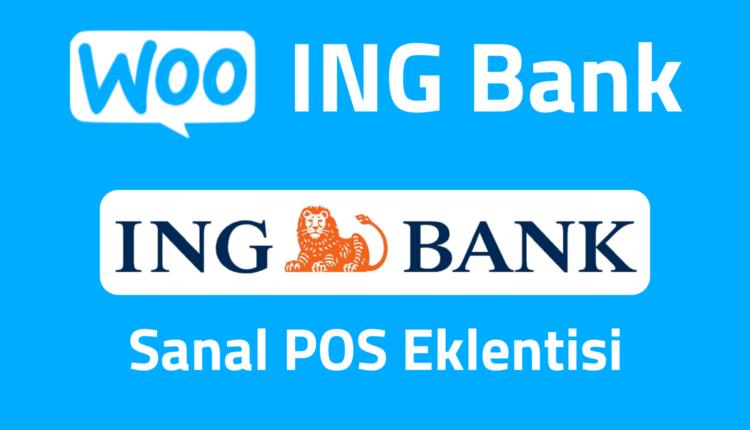 WooCommerce-ING-Bank-Sanal-POS-Eklentisi