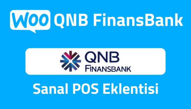 WooQNBFinansbank QNB Finansbank Sanal POS Eklentisi