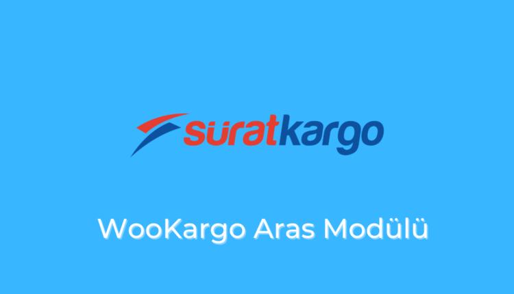 WooKargo Sürat Modülü